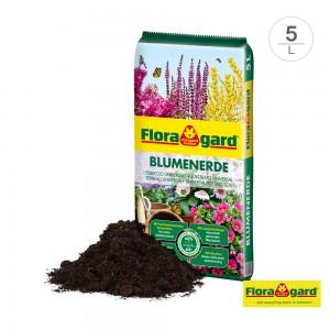 [Made in Germerny] 독일 플로라가드 화분분갈이흙 배양토 5L