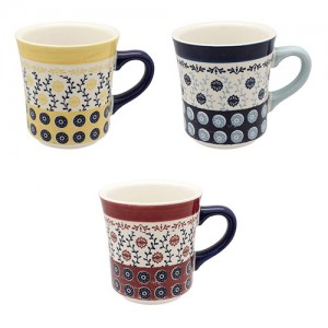 [IZAWA] 데일리 아이템 에밀리아 머그컵 색상 3종 택1 이자와 29501