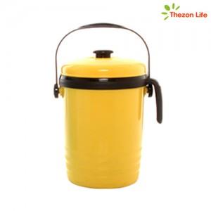 [원클린] 음식물 쓰레기통 2L(속통형)