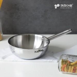 [키친아트] 카펠 통5중 스테인레스 궁중팬(20cm)