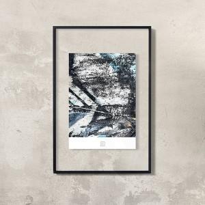 [레이어액자] crystal layer frame-492b
