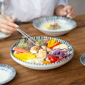 니코트 산토리 굽접시 특대 JAPAN