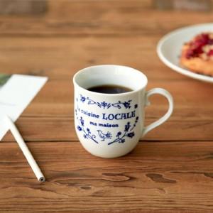 마메종 블루로즈 톨머그 JAPAN