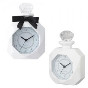프랑프랑 퍼퓸 테이블 시계(2종류)