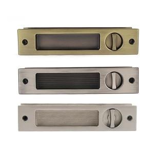 매입손잡이/DSL160/슬라이딩키/욕실/색상선택