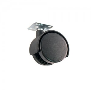 가구바퀴(PVC)-블랙/옵션선택/CB