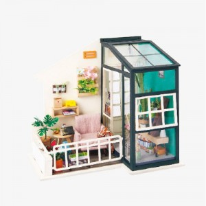 [adico] DIY 미니어처 시그니처 하우스 - 베란다