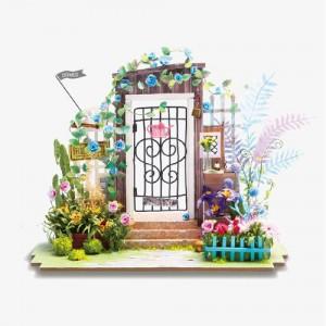 [adico] DIY 미니어처 시그니처 하우스 - 비밀정원