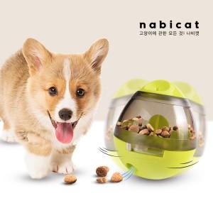 나비캣 노즈워크 스낵볼 강아지간식공 지능간식볼