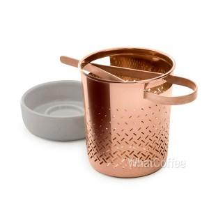 Whatcoffee 토스트리빙 웨이버 오리엔탈 티 인퓨저 copper