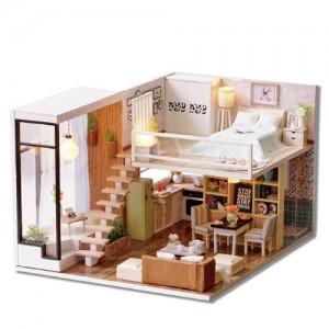 [adico] DIY 미니이처 하우스 - 디럭스 하우스