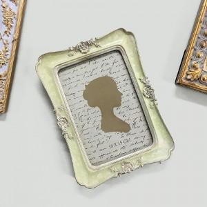 [꼬떼따블] 민트 10x15 액자 14.2x19.2cm