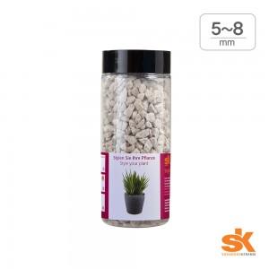 [S.K Since 1893] 독일 식물용흙 난석 자갈 스타일스톤(5~8mm)