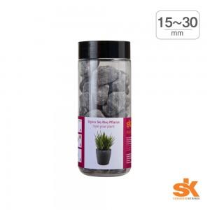 [S.K Since 1893] 독일 식물용흙 난석 자갈 스타일스톤(15~30mm)