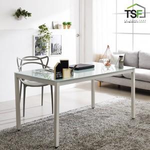 TS-04 강화유리 책상 1500x600