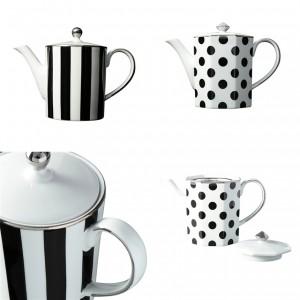 [francfranc] 프랑프랑 뉴모다 커피 포트 실버링 2종 택1 1101090323501