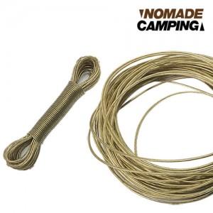 노마드 와이어 코팅 빨래줄 10m CN090005 캠핑용품
