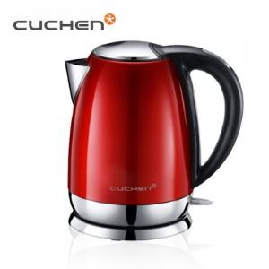 쿠첸 스텐인레스 전기주전자 CKT-C1700 1.7L 무선포트 전기포트 커피포트
