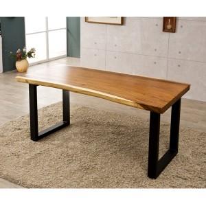 포리드 꼬우꼬 우드슬랩 테이블 1500