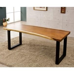 포리드 꼬우꼬 우드슬랩 테이블 1800