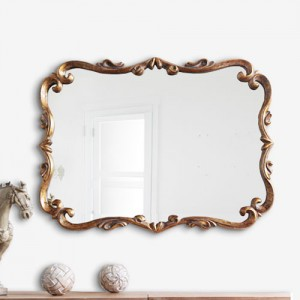 AGF 05030 엔틱골드 인테리어 거울