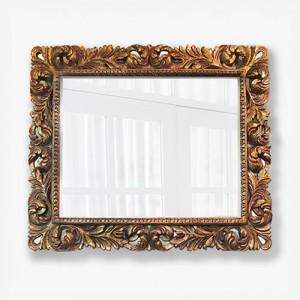 GF286 특대형 엔틱 사각 벽거울