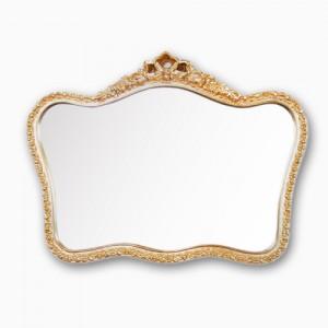 크라운 금박 인테리어 거울