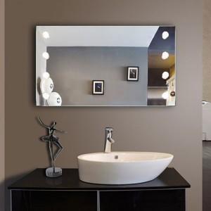 1W Non-Frame 클리어 전신 조명거울