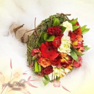 [꽃다발][큐트]밤비Bambi