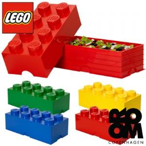 [레고]블럭정리함-8구(그린,레드,블루,옐로우 택1)