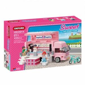 [옥스포드] HS33914 스위트 아이스크림 트럭 33914