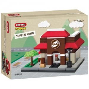 [옥스포드] ST33334 타운시리즈 커피콩 33334 키즈블록
