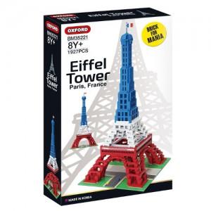 [옥스포드] BM35221 삼색 에펠탑 35221 키즈블록