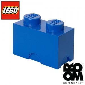 레고 블릭정리함2 블루 40021731