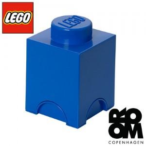레고 블릭정리함1 블루 40011731