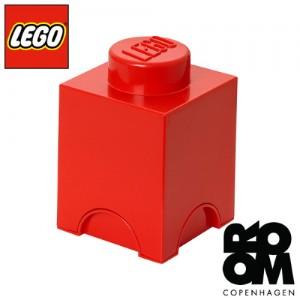 레고 블릭정리함1 레드 40011730