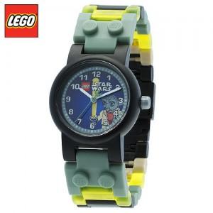 레고 스타워즈 요다 피규어 손목시계 8020295