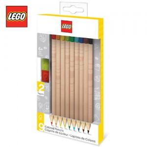 레고/ colored Pencil/레고 색연필세트_9색(51515)