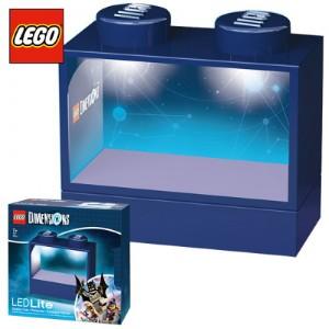 레고 DIMENSION LED 라이트 디스플레이케이스-블루