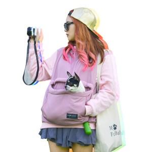 [마이퍼베이비] 포켓후드아노락 핑크