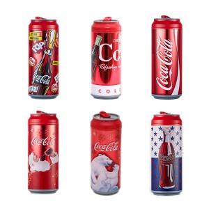 코카콜라 캔 6종 물병모음