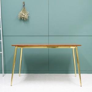 제플린 원목 식탁 테이블