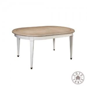 [꼬떼따블] 디렉투와 다이닝 테이블 160cm +extension 50
