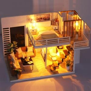 [adico] DIY 미니이처 하우스 - 엘레강스 하우스