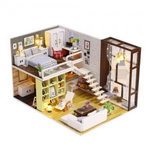 [adico] DIY 미니이처 하우스 - 그랜드 스위트 하우스