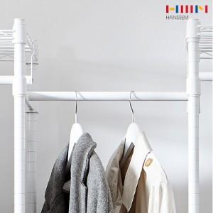 [한샘]데이즈 드레스룸 행거 ACC-450형 옷걸이봉 1P