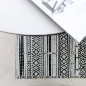 [꼬떼따블] 베이자플로우 SOFT PVC MAT - Ntv3, 50x120cm 바닥 매트, 러그