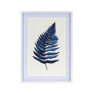 HL 로얄블루 싱글 잎사귀 5070