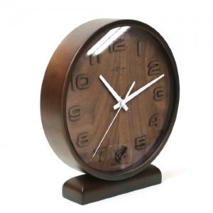 [NEXTIME] 네덜란드 넥스타임 우드시계(S)