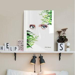 [헬로우아티스트]Natural eyes 아크릴 그림액자by이그린(271507)-7호